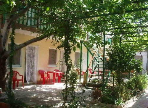 Гостевой дом на Комарова - Песчаное - Крым