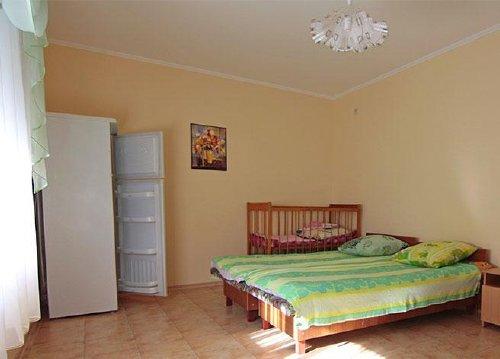 Гостиница Аджи-Булат - Песчаное - Крым