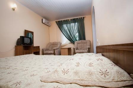 Гостиница Александрия - Песчаное - Крым